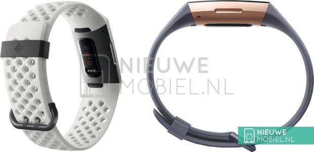 Fitbit Charge 3 gelekte foto