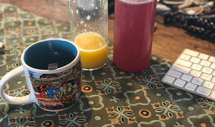 Sportvasten dag 6: ontbijt