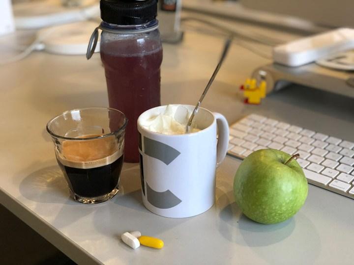 Sportvasten dag 9: ontbijt