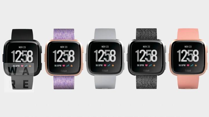 Fitbit Versa smartwatch 2018