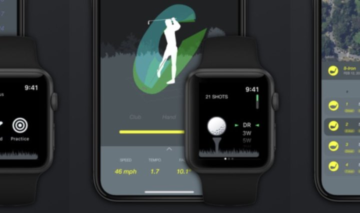 Golf Plus-app