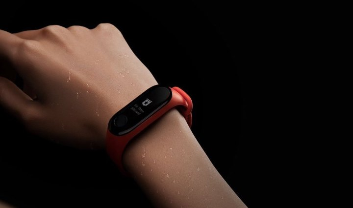 Mi Band 3 voor Mi Health app