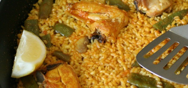 paella valenciana paella tour
