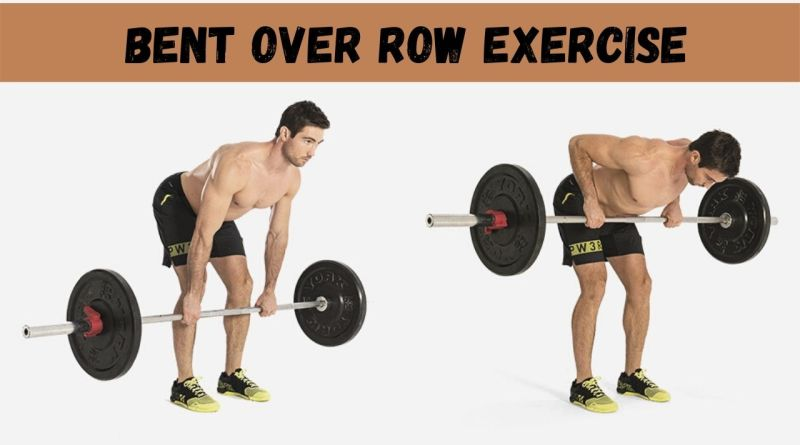 bent over row exercise