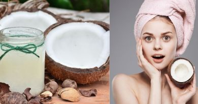 Coconut oil benefits for skin and side effects