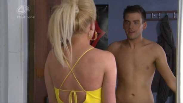 hollyoaks bades nude and fucked