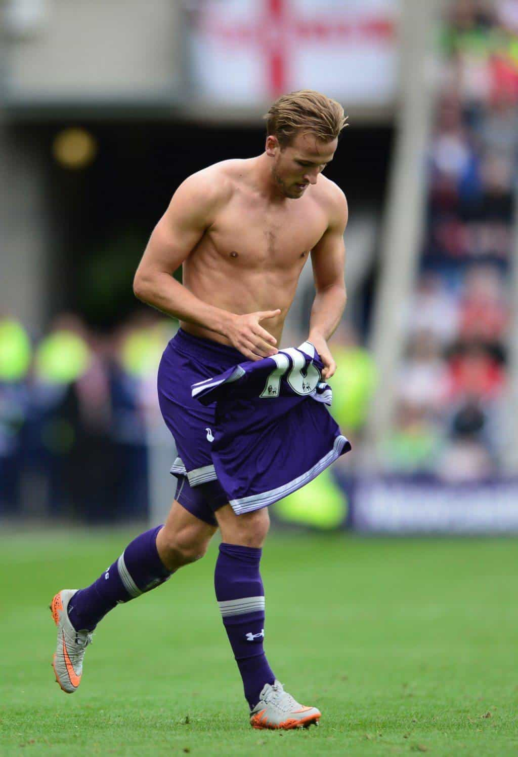 Harry Kane  Fit Males Shirtless  Naked-4969
