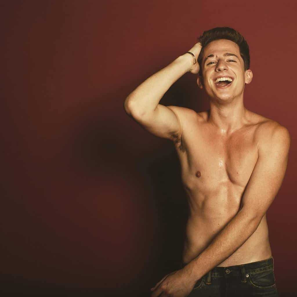 Charlie Puth Including Shirtless  Fit Males Shirtless  Naked-3547
