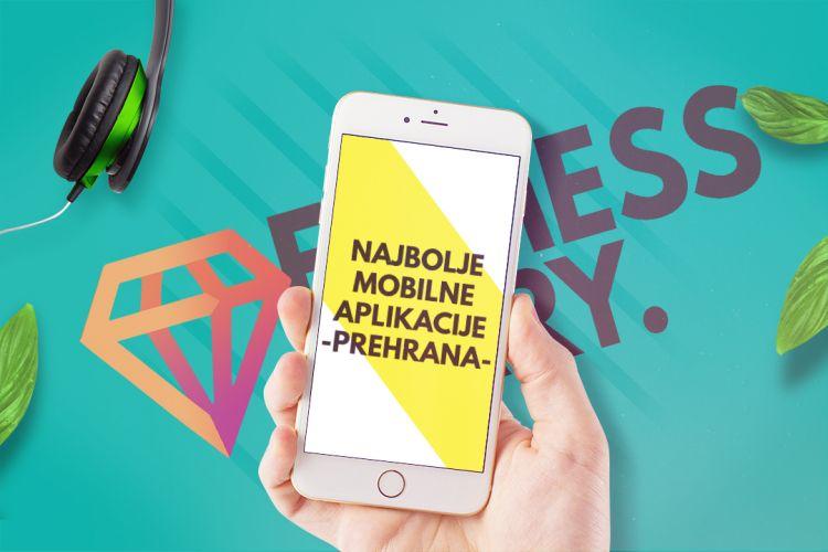 mobilne aplikacije prehrana