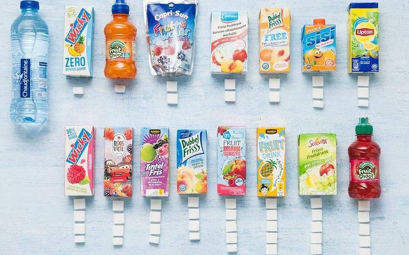Suikermaxdag: Kinderen Steeds Dikker