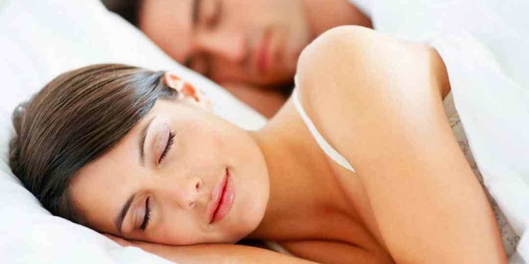 Slaap En Een Gezonde Leefstijl