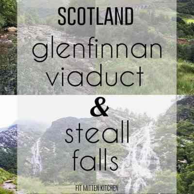 Glenfinnan Viaduct & Steall Falls [ England & Scotland Travels Part 2 ]