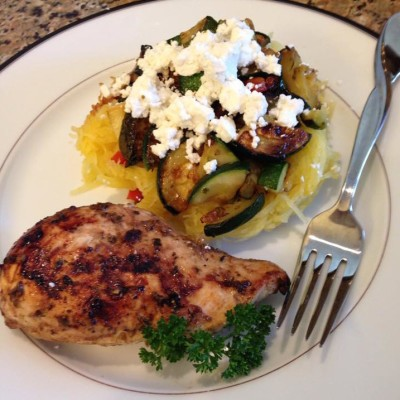 21 Day Fix Approved Lemon Balsamic Grilled Chicken