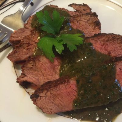 Chimichurri Steak 21 Day Fix