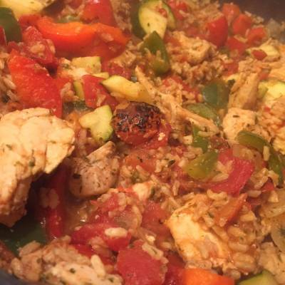 Ranch Chicken Skillet