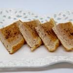 Pancake marmorizzato caffè