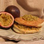 Pancake al cocco e Passion fruit