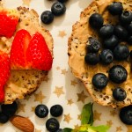 Protein Bread & red fruits