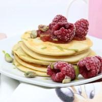 Pancake al profumo di limone
