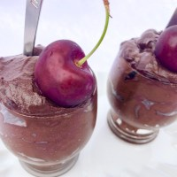 Mousse al cacao