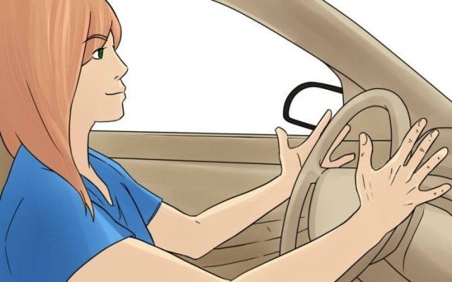 How To Exercise In Your Car - Back And Chest Exercises