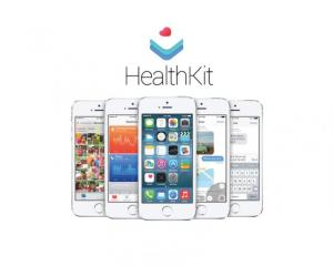 Synching with apples healthkit
