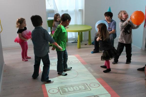 Lumo Play Turns Children's Rooms into Interactive ...