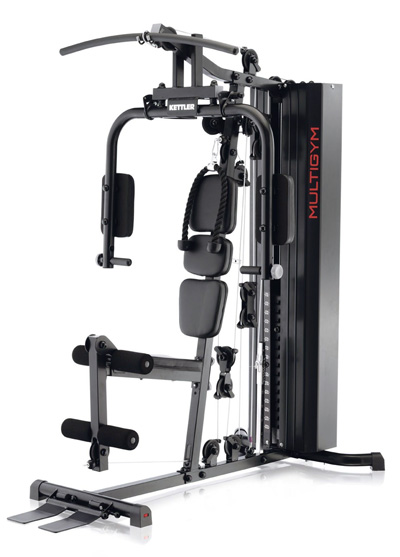 Banc De Musculation Multifonctions Charge Guide Kettler