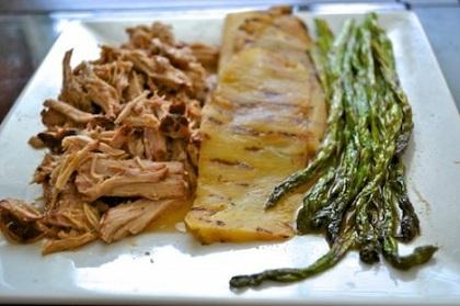 Piletina i povrće