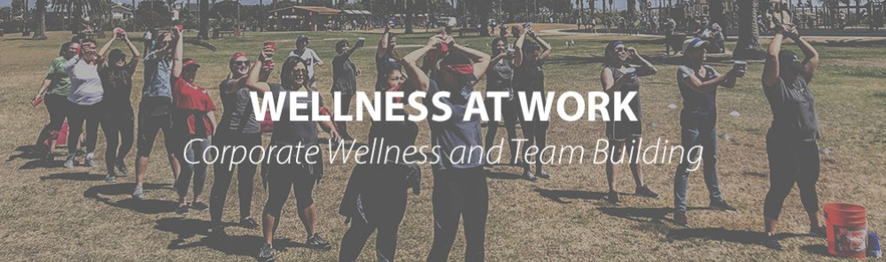 Wellness at Work by Fitness 805