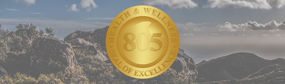 Health and Wellness Seal of Excellence by Fitness 805