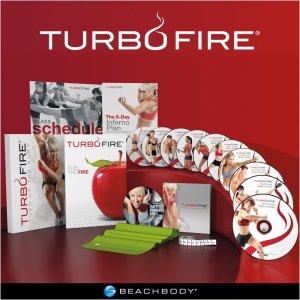 TurboFire DVD