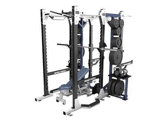 Hammer Strength HD Elite Power Rack by Life Fitness