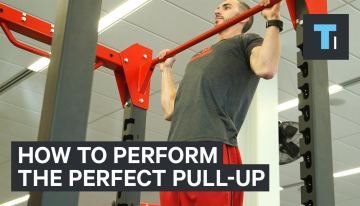 Pull Ups – How to do a Perfect Pull Up