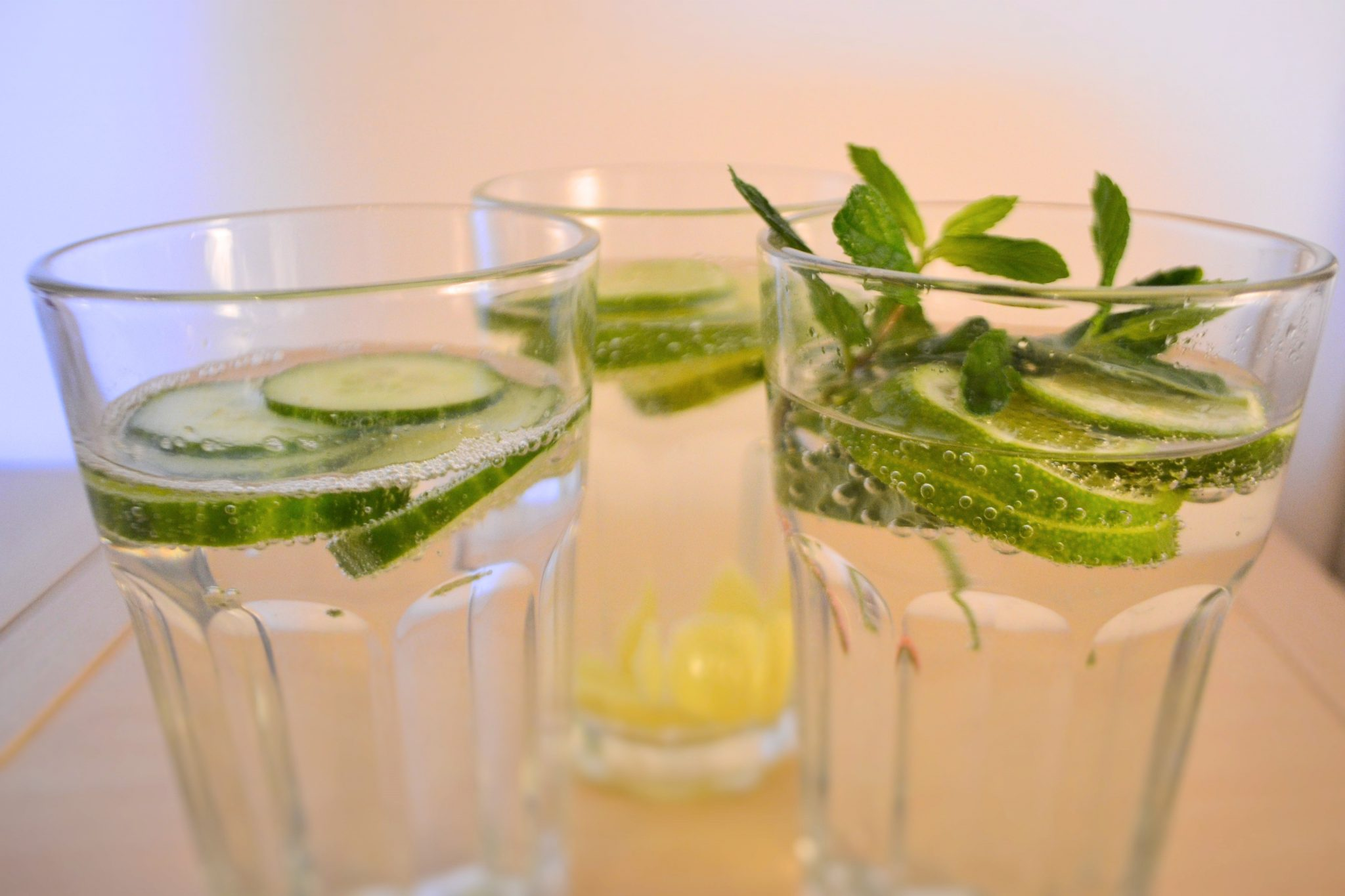 Fruchtig lecker - Gesunde Getränke selbstgemacht - Fitnessblog.de