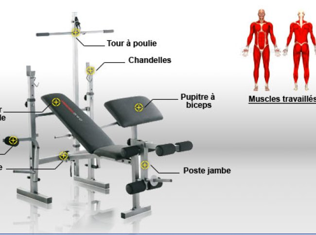 5 Simple Steps To An Effective bien debuter la musculation Strategy