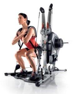Bowflex Revolution workout plan