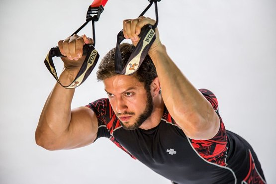 Suspension trainer benefits