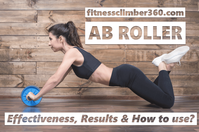 Ab Roller Effectiveness, Results, How To Use