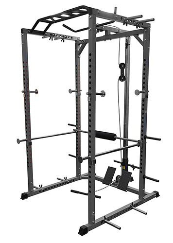 Best Power Rack Squat Rack With Lat Pulldown Attachment