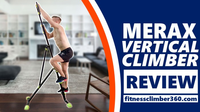 Merax Vertical Climber Review