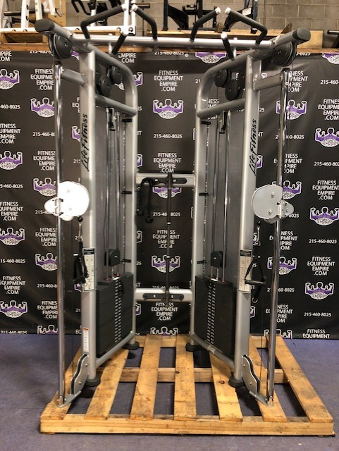 Buy Life Fitness Signature Series Platinum Cmdap Dual