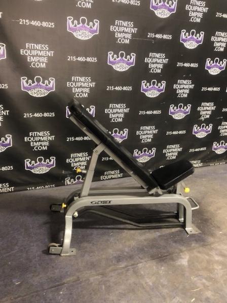 Buy Cybex 0 90 Degree Adjustable Bench Online Fitness