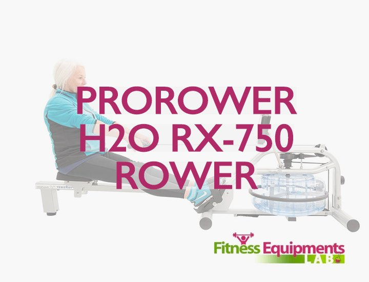 ProRower H2O RX-750