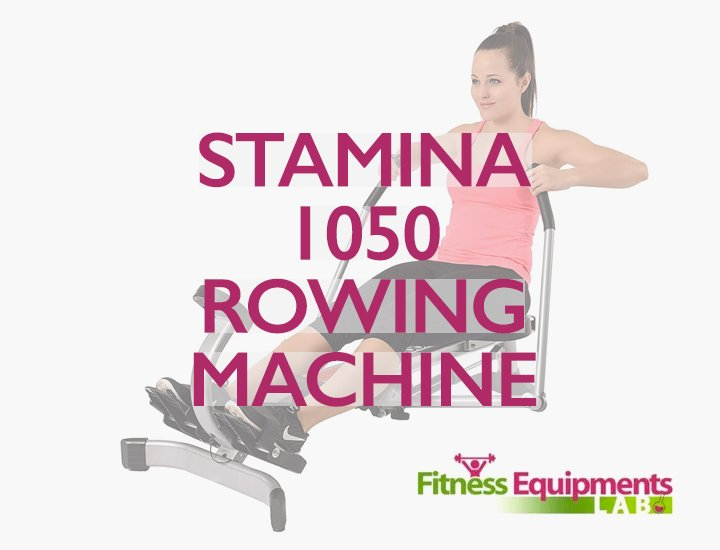 Stamina 1050 Rowing Machine
