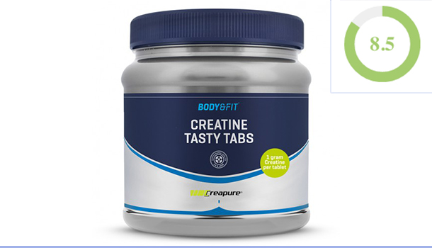 Review Creapure Tasty Tabs