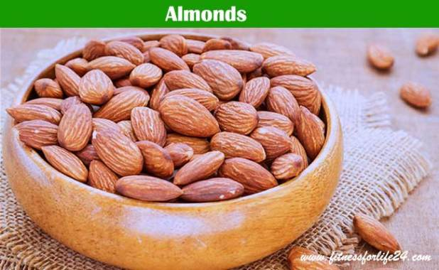 Almonds to loose weight