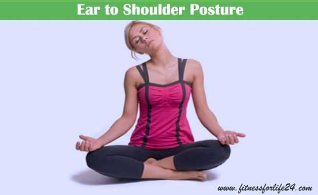 Ear to Shoulder Posture