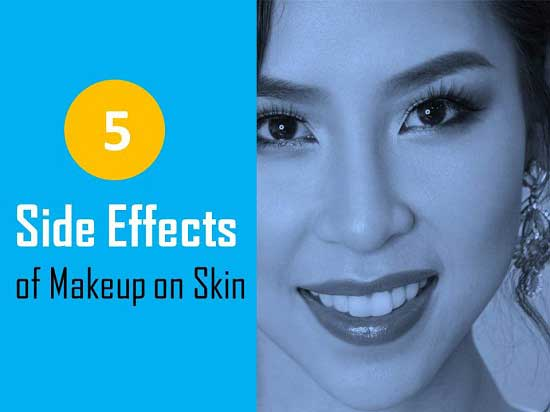 Effects of Makeup on Skin