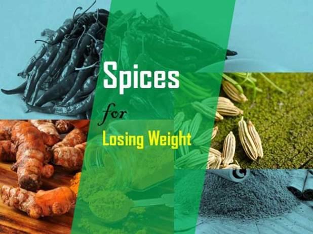 Spices for Losing Weight